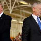 When It Comes to Trump, Mattis Is No Hero   National Review