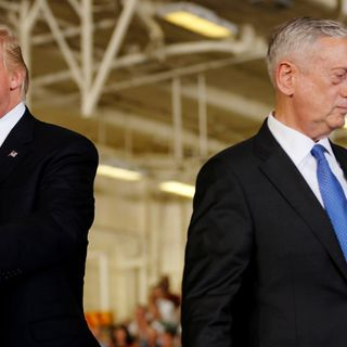 When It Comes to Trump, Mattis Is No Hero | National Review