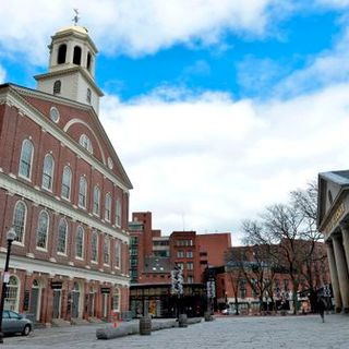 Kevin White's vision for Faneuil Hall is now Marty Walsh's problem - The Boston Globe