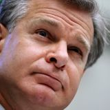 FBI Director Wray: 'Antifa is a real thing,' FBI has cases against people identifying with movement