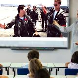 Trump Orders Schools To Replace Anti-American Curriculum With Daily Viewings Of 'Top Gun'