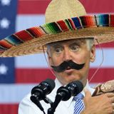 Biden Attempts To Appeal To Hispanics By Performing Authentic Mexican Hat Dance While Firing Pistols Into The Air