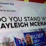 This Kayleigh McEnany Facebook Group Was Run from Macedonia