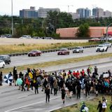 Protesters, demonstration leaders arrested in connection to rallies in Aurora