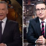 Bill Maher In Real Time Reveals 'Real Time' Off Indefinitely Due To Coronavirus Fears; John Oliver Going Dark After Sunday