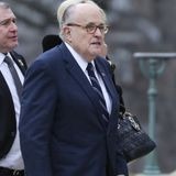 "Prosecutors say a company named ""Fraud Guarantee"" was a scam. Rudy Giuliani got $500K from it."