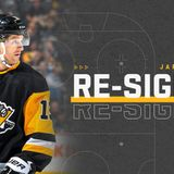 Penguins Re-Sign Forward Jared McCann to a Two-Year Contract
