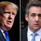 Michael Cohen: Trump's not on drugs, he's just 'messed up'