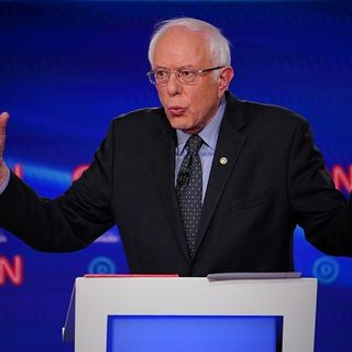 "Bernie Sanders says Trump ""blabbering with unfactual"" coronavirus information is ""unacceptable"": ""Shut this president up"""