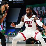 Film Study: Heat's zone defense sends Celtics south in Game 2 | NBA.com