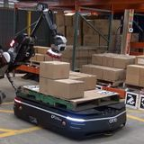 Boston Dynamics delivers plan for logistics robots as early as next year – TechCrunch