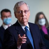 McConnell Is Inventing Excuses to Grab Ginsburg's Seat