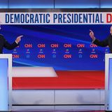 During Democratic debate Joe Biden denies advocating for social security cuts—here's video showing he did