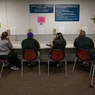 California is pausing unemployment claims for 2 weeks