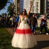 Hundreds Detained In Another Major Belarus Rally Against Lukashenka