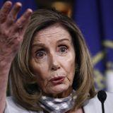 Nancy Pelosi Goes Full Dementia Joe In Wild Interview Clip