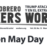 Pennsylvania Prison Officials Censored Workers World Publication For May Day Coverage