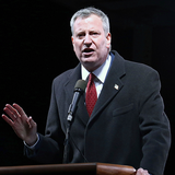 De Blasio pleads with Trump for military aid amid 'staggering' spike in coronavirus cases