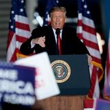 Fact check: Trump makes at least 25 false claims at Wisconsin rally