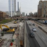 West-to-north ramp on the Jane Byrne Interchange set to reopen this week