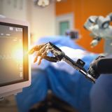14 Surgeons and One Robot Work Simultaneously on One Cancer Surgery