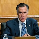 Sen. Romney supports vote to fill Supreme Court vacancy before Election Day