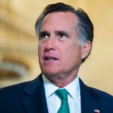 Romney Supports Holding Vote On Trump's Supreme Court Pick