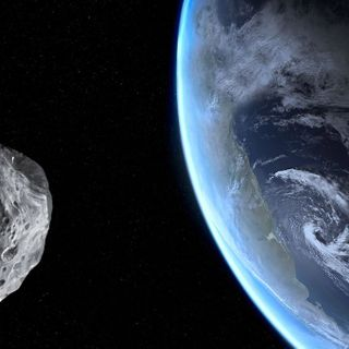 RV-size asteroid to get closer to Earth than the moon