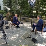 WGN America's 'News Nation,' which launched this month to tepid ratings, lands an interview with President Trump. 'This puts us in the big time.'