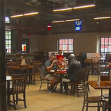 BBQ Pit Brimming With Brisket, Terry Black's Owner Optimistic About 75% Capacity Rule