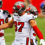 """Bruce Arians """"not really"""" surprised by Rob Gronkowski's lack of catches - ProFootballTalk"""