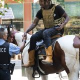 Pfleger, activist Ja'Mal Green call for dropping charges against Dread Head Cowboy