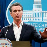 California governor issues statewide order to 'stay at home' effective Thursday evening