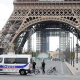 Paris's Eiffel Tower reopens after bomb hoax