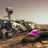 NASA's Perseverance Mars Rover to Hunt for Fossils With X-Rays