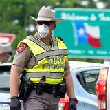 "Texas Deployed Dozens of Cops to Investigate ""ACAB"" Car"