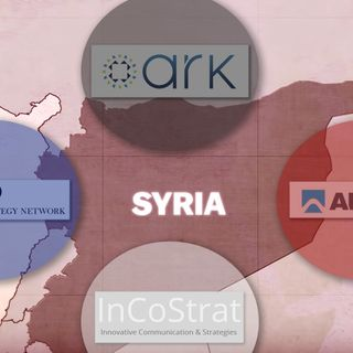 Leaked docs expose massive Syria propaganda operation waged by Western govt contractors and media   The Grayzone