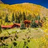 Head to these high-country restaurants when fall colors start to pop
