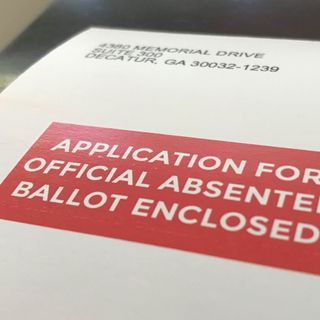 How To Request And Cast Your Absentee Ballot In Georgia | 90.1 FM WABE