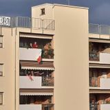 Italian couple 'Romeo and Juliet' met from their balconies during lockdown. Now they're engaged.