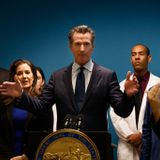 Newsom projection: 56% of California would be infected in 8 weeks without mitigation efforts