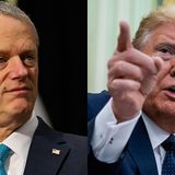 Trump Rips Charlie Baker After Massachusetts Governor's Criticism