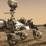 NASA's hefty Martian rover will use an AI brain on a robot arm to map out signs of ancient life on Red Planet
