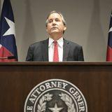 Attorney General Ken Paxton goes after alleged mail-ballot fraud in Gregg County race in East Texas