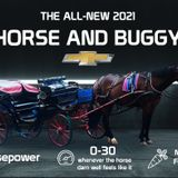 Chevrolet Releases California-Compliant Horse And Buggy