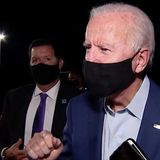 Biden's campaign assures voters the U.S. 'is perfectly capable of escorting trespassers out of the White House'