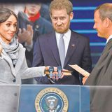 Meghan Markle reportedly has serious ambitions to run for president