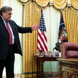 """Federal Prosecutor: William Barr Has """"Brought Shame"""" on the Justice Department"""