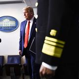 Trump's latest coronavirus press briefing was a disastrous failure in leadership