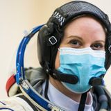 NASA Astronaut Will Vote From Space